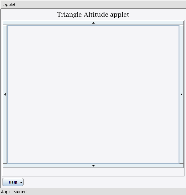 Triangle_applet